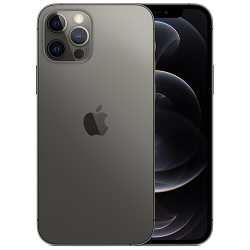 Смартфон Apple iPhone 12 Pro 128GB RUS (графитовый)