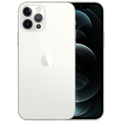Смартфон Apple iPhone 12 Pro 128Gb RUS (серебристый)