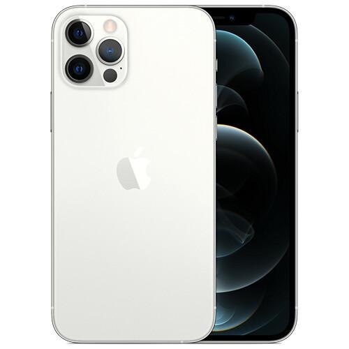 Смартфон Apple iPhone 12 Pro 256GB RUS (серебристый)