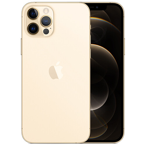 Смартфон Apple iPhone 12 Pro Max 128GB (золотой)