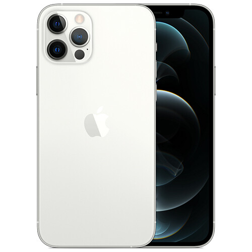 Смартфон Apple iPhone 12 Pro Max 256GB RUS (серебристый)