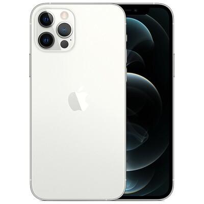 Смартфон Apple iPhone 12 Pro Max 256GB RUS (серебристый)