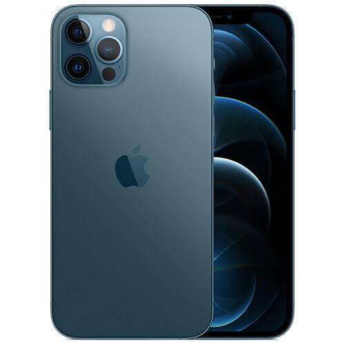 Смартфон Apple iPhone 12 Pro Max 256GB RUS (тихоокеанский синий)