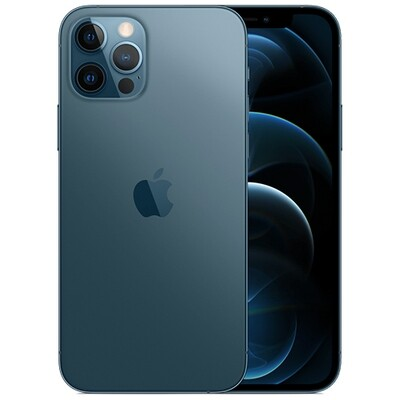 Смартфон Apple iPhone 12 Pro Max 512GB RUS (тихоокеанский синий)