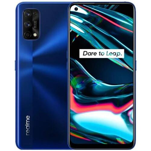 Смартфон realme 7 Pro 8/128GB RUS (зеркальный синий)