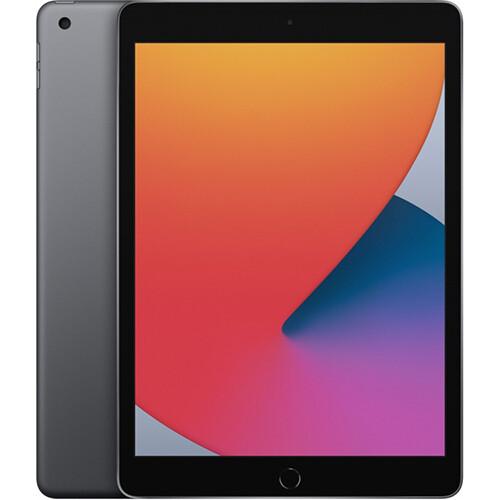 Планшет Apple iPad (2020) 128GB Wi-Fi + Cellular RUS (space gray)