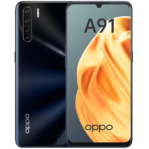 Смартфон OPPO A91 8/128GB RUS (черный)