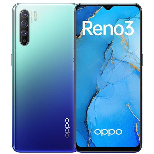 Смартфон OPPO Reno 3 8/128GB RUS (синий)