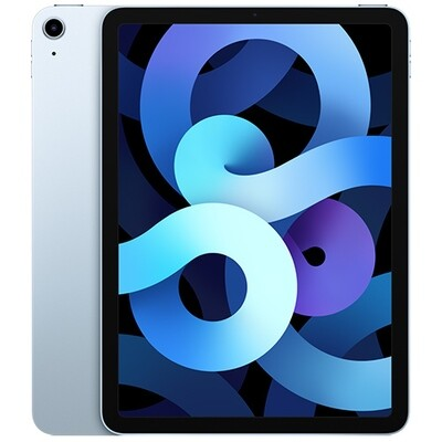 Планшет Apple iPad Air (2020) 64Gb Wi-Fi (blue sky)