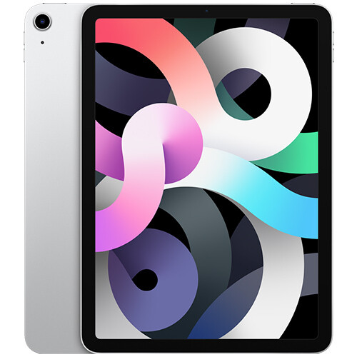 Планшет Apple iPad Air (2020) 256GB Wi-Fi + Cellular (silver)