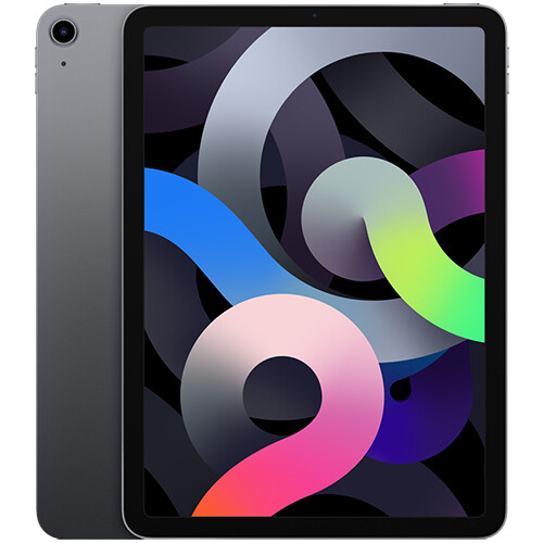 Планшет Apple iPad Air (2020) 64GB Wi-Fi + Cellular RUS (space gray)