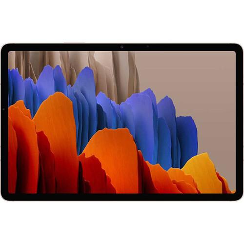 Планшет Samsung T970 Galaxy Tab S7+ 12.4 128GB (2020) RUS (bronze)