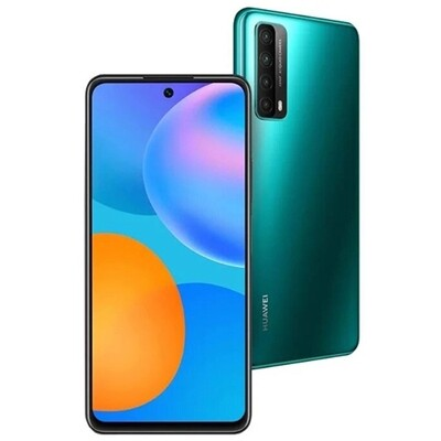 Смартфон Huawei P smart 2021 RUS (зеленый)