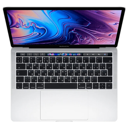 "Ноутбук Apple MacBook Pro 13"" MXK72 RUS (серебристый)"