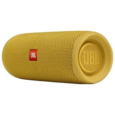 Портативная акустика JBL Flip 5 (yellow)