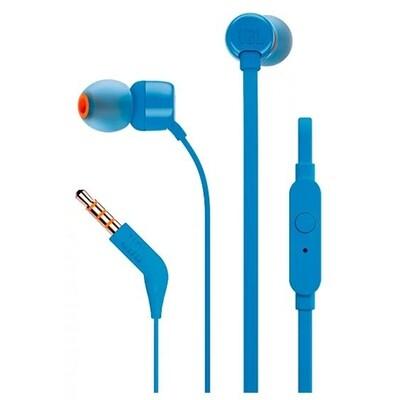 Наушники JBL T110 (синий)