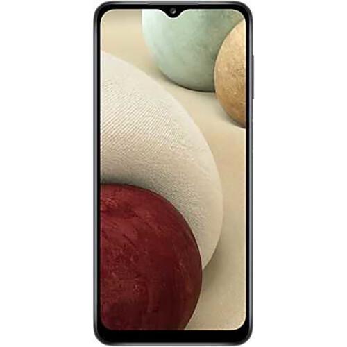 Смартфон Samsung Galaxy A12 4/128GB RUS (черный)