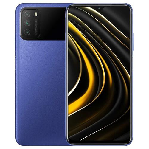 Смартфон Xiaomi Poco M3 4/64GB EU Global Version (синий)