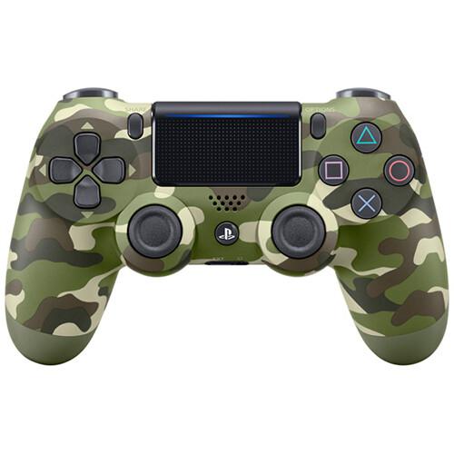 Геймпад для консоли PS4 PlayStation 4 DualShock 4 v2 CUH-ZCT2E (камуфляж)