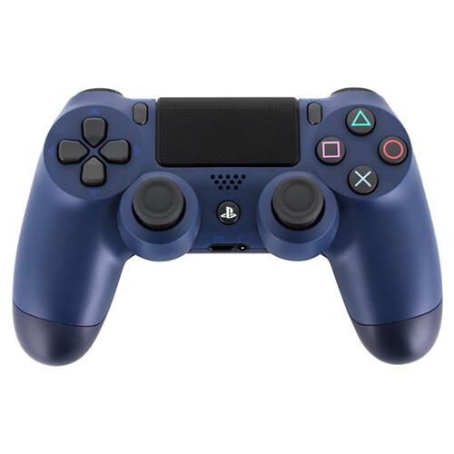 Геймпад для консоли PS4 PlayStation 4 DualShock 4 v2 CUH-ZCT2E (синий)