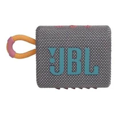 Портативная акустика JBL GO 3 (grey)