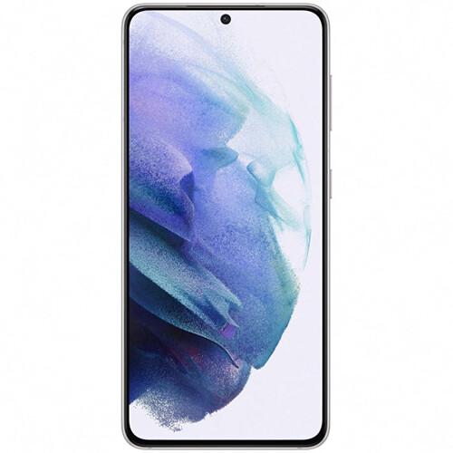 Смартфон Samsung Galaxy S21 8/128GB RUS (белый фантом)