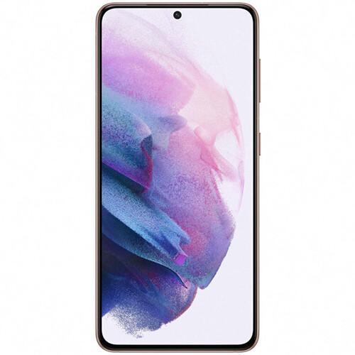 Смартфон Samsung Galaxy S21 8/128GB RUS (фиолетовый фантом)