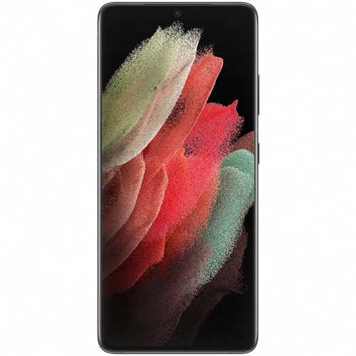 Смартфон Samsung Galaxy S21 Ultra 12/128GB RUS (черный фантом)