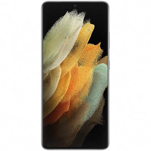 Смартфон Samsung Galaxy S21 Ultra 16/512GB RUS (серебряный фантом)