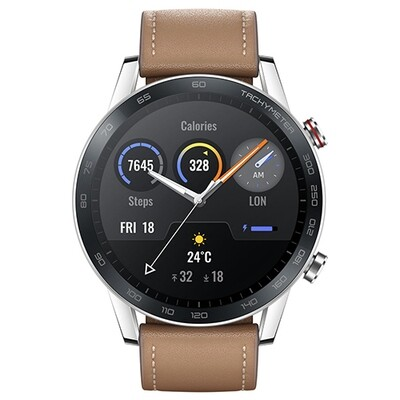 Умные часы Honor MagicWatch 2 46mm (leather strap) RUS