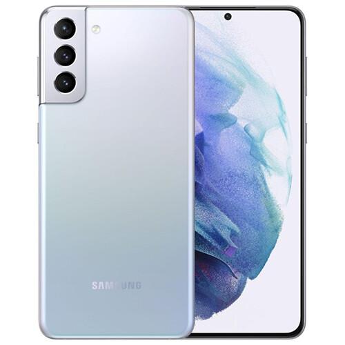 Смартфон Samsung Galaxy S21+ 8/256GB RUS (серебряный фантом)