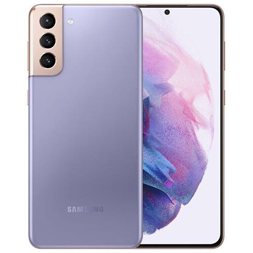 Смартфон Samsung Galaxy S21+ 8/128GB RUS (фиолетовый фантом)