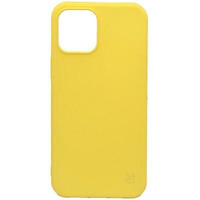 Чехол-накладка для iPhone YOLKKI Rivoli (желтый)