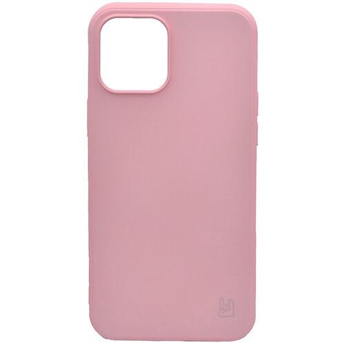 Чехол-накладка для iPhone YOLKKI Rivoli (светло-розовый)