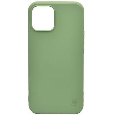 Чехол-накладка для iPhone YOLKKI Rivoli (зеленый)