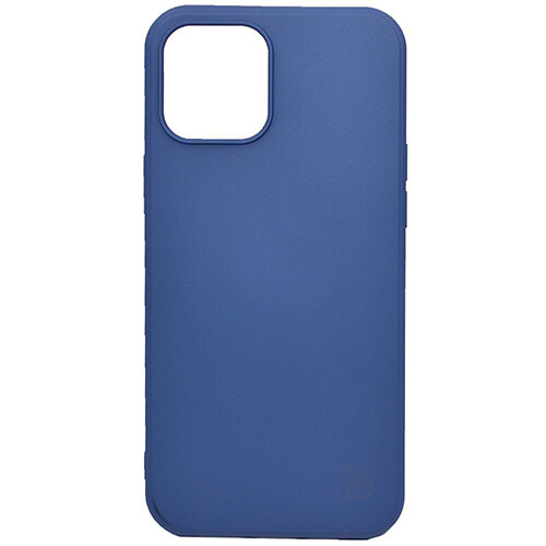 Чехол-накладка для iPhone YOLKKI Rivoli (синий)