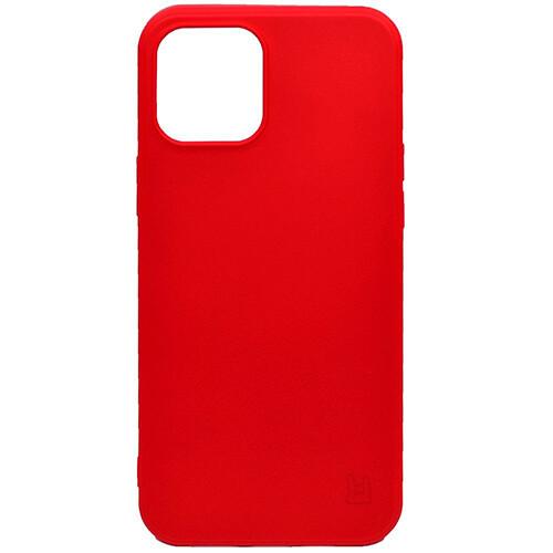 Чехол-накладка для iPhone YOLKKI Rivoli (красный)
