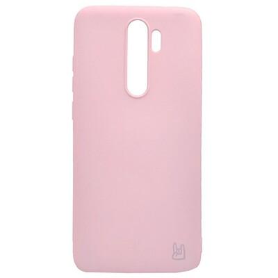 Чехол-накладка для Xiaomi YOLKKI (светло-розовый)