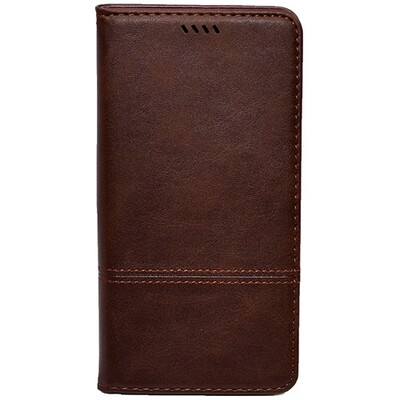 Чехол-книжка для Xiaomi YOLKKI Wellington (коричневый)