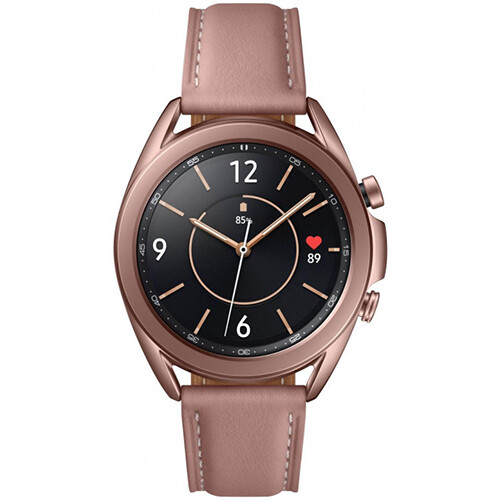Умные часы Samsung Galaxy Watch3 41 мм RUS (золотистый)