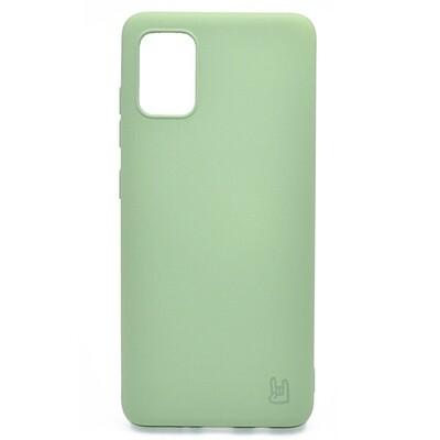 Чехол-накладка для Samsung Galaxy YOLKKI (зеленый)