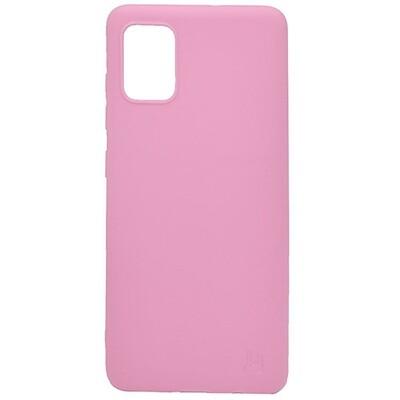 Чехол-накладка для Samsung Galaxy YOLKKI (розовый)