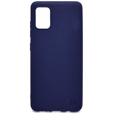 Чехол-накладка для Samsung Galaxy YOLKKI (синий)