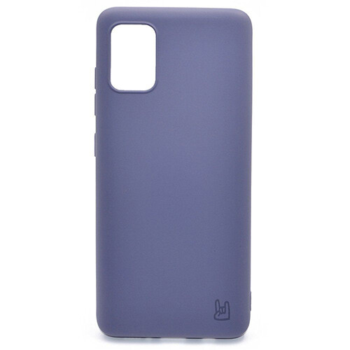 Чехол-накладка для Samsung Galaxy YOLKKI (темно-сиренвый)