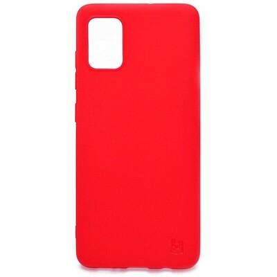 Чехол-накладка для Samsung Galaxy YOLKKI (красный)