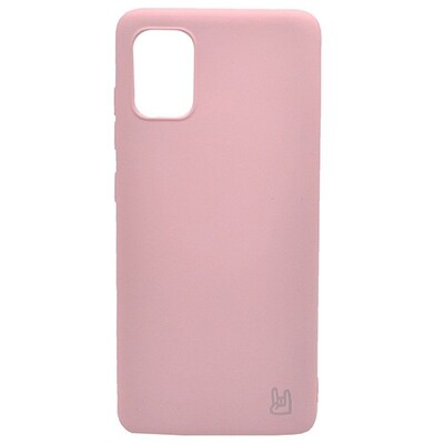 Чехол-накладка для Samsung Galaxy YOLKKI (светло-розовый)