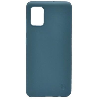 Чехол-накладка для Samsung Galaxy YOLKKI (темно-зеленый)