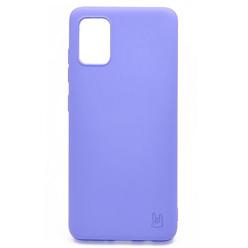 Чехол-накладка для Samsung Galaxy YOLKKI (сиреневый)
