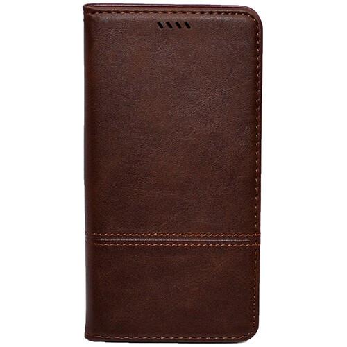 Чехол-книжка для Samsung Galaxy YOLKKI Wellington (коричневый)