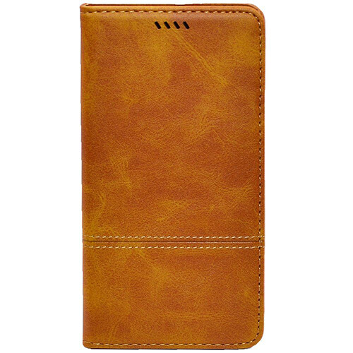 Чехол-книжка для Samsung Galaxy YOLKKI Wellington (оранжевый)